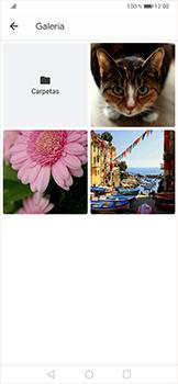 Envía fotos, videos y audio por mensaje de texto - Huawei P30 Pro - Passo 11