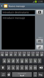 Envía fotos, videos y audio por mensaje de texto - Samsung Galaxy S 3  GT - I9300 - Passo 4