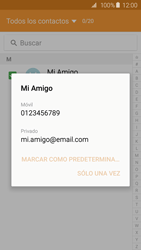 Envía fotos, videos y audio por mensaje de texto - Samsung Galaxy S6 Edge - G925 - Passo 6