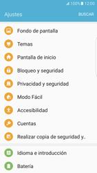 Desbloqueo del equipo por medio del patrón - Samsung Galaxy S7 Edge - G935 - Passo 4