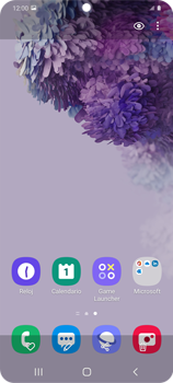 Tomar una captura de pantalla - Samsung Galaxy S20 - Passo 9