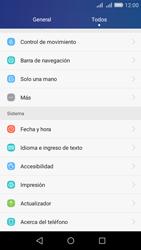 Actualiza el software del equipo - Huawei Y6 - Passo 4