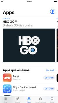 Instala las aplicaciones - Apple iPhone 7 Plus - Passo 5