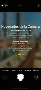 Cómo grabar un video - Apple iPhone 11 - Passo 3