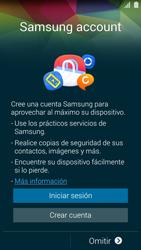 Activa el equipo - Samsung Galaxy S5 - G900F - Passo 13