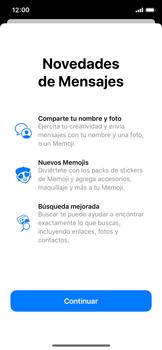 Envía fotos, videos y audio por mensaje de texto - Apple iPhone XS - Passo 2