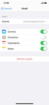 Cómo realizar una copia de seguridad o restaurar contactos - Apple iPhone 11 Pro - Passo 7