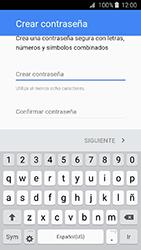 Crea una cuenta - Samsung Galaxy J3 - J320 - Passo 11