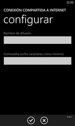 Configura el hotspot móvil - Nokia Lumia 620 - Passo 7