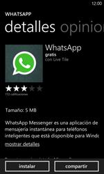 Instala las aplicaciones - Nokia Lumia 920 - Passo 8