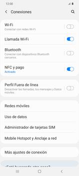 Verificar el uso de datos por apps - Samsung Galaxy S20 - Passo 4