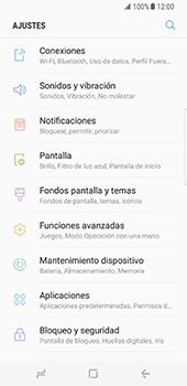 Configura el Internet - Samsung Galaxy S8 - Passo 4