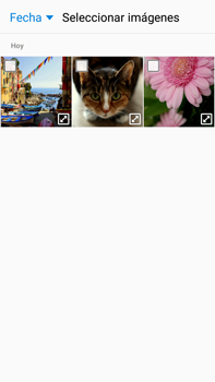 Envía fotos, videos y audio por mensaje de texto - Samsung Galaxy J7 - J700 - Passo 19
