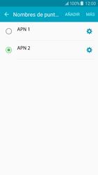 Configura el Internet - Samsung Galaxy J5 - J500F - Passo 17