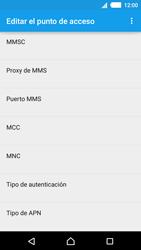 Configura el Internet - Sony Xperia M4 Aqua E2303 - Passo 12