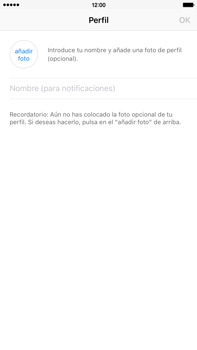 Configuración de Whatsapp - Apple iPhone 6 Plus - Passo 13