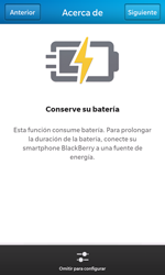 Configura el hotspot móvil - BlackBerry Z10 - Passo 8