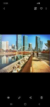 Opciones de la cámara - Samsung S10+ - Passo 13