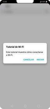 Configura el WiFi - LG G7 ThinQ - Passo 4