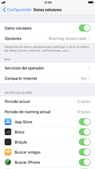 Configura el Internet - Apple iPhone 8 Plus - Passo 4