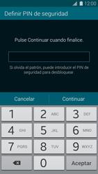 Desbloqueo del equipo por medio del patrón - Samsung Galaxy S5 - G900F - Passo 12