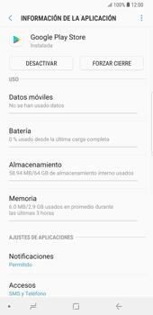 Limpieza de aplicación - Samsung Galaxy S9 Plus - Passo 5