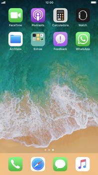 Configuración de Whatsapp - Apple iPhone 7 Plus - Passo 3