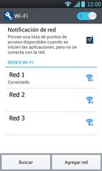 Configura el WiFi - LG Optimus L7 - Passo 8