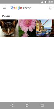 Transferir fotos vía Bluetooth - Motorola Moto E5 - Passo 6