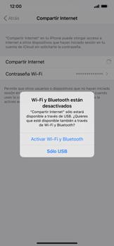 Configura el hotspot móvil - Apple iPhone 11 - Passo 7