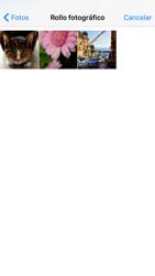 Envía fotos, videos y audio por mensaje de texto - Apple iPhone 6s - Passo 10