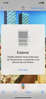 Opciones de la cámara - Apple iPhone 11 Pro - Passo 11