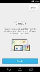 Uso de la navegación GPS - Motorola Moto G - Passo 5