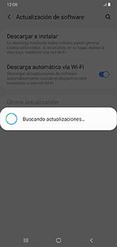 Actualiza el software del equipo - Samsung Galaxy A10 - Passo 7