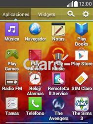 Instala las aplicaciones - LG L20 - Passo 3