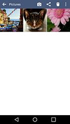 Transferir fotos vía Bluetooth - LG K10 - Passo 5