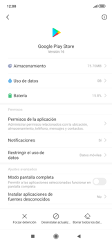 Limpieza de aplicación - Xiaomi Redmi Note 7 - Passo 7