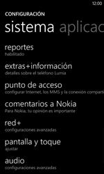 Configura el Internet - Nokia Lumia 520 - Passo 8