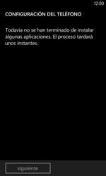 Activa el equipo - Nokia Lumia 520 - Passo 17