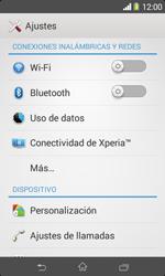 Configura el hotspot móvil - Sony Xperia E1 D2005 - Passo 4