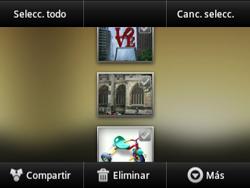 Transferir fotos vía Bluetooth - Samsung Galaxy Y Pro GT - B5510 - Passo 6