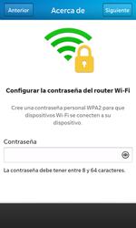 Configura el hotspot móvil - BlackBerry Z10 - Passo 11