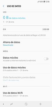 Desactiva tu conexión de datos - Samsung A7 2018 - Passo 6