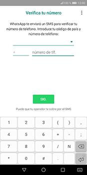 Configuración de Whatsapp - Huawei P Smart - Passo 8