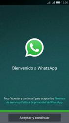 Configuración de Whatsapp - Huawei G Play Mini - Passo 3