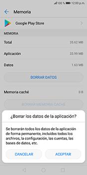 Limpieza de aplicación - Huawei Mate 10 Lite - Passo 7
