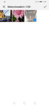Cómo enviar un correo electrónico - Huawei P30 - Passo 15