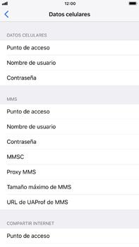 Configura el Internet - Apple iPhone 8 Plus - Passo 7