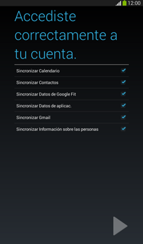 Crea una cuenta - Samsung Galaxy Tab 3 7.0 - Passo 22