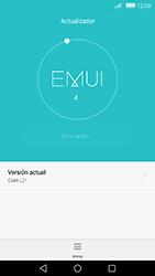 Actualiza el software del equipo - Huawei Cam Y6 II - Passo 6
